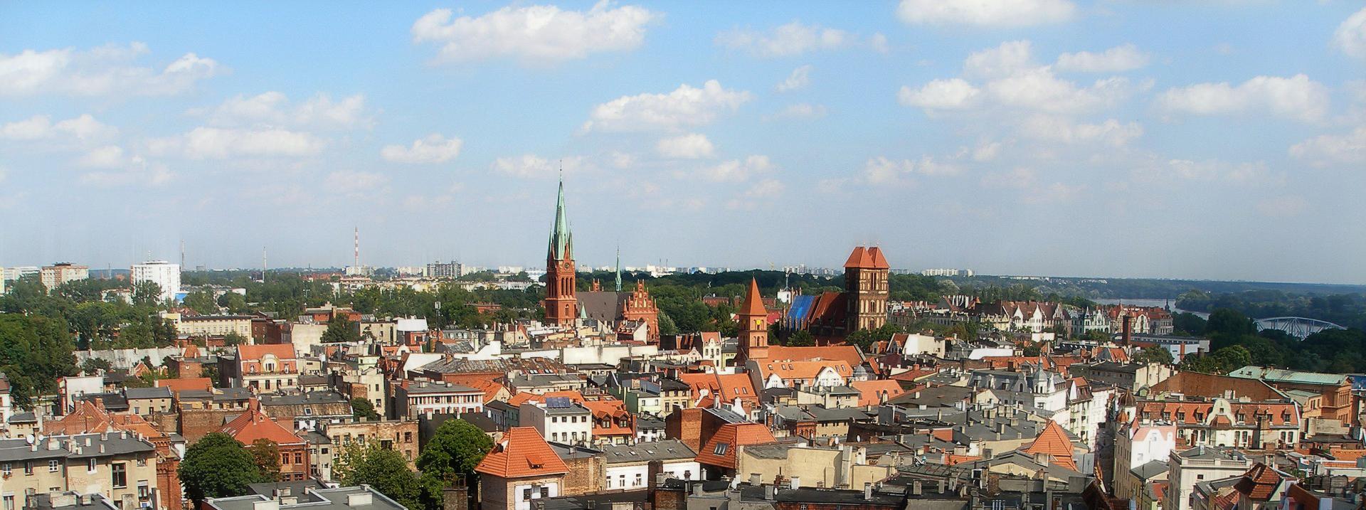 Śmietniki podziemne Toruń