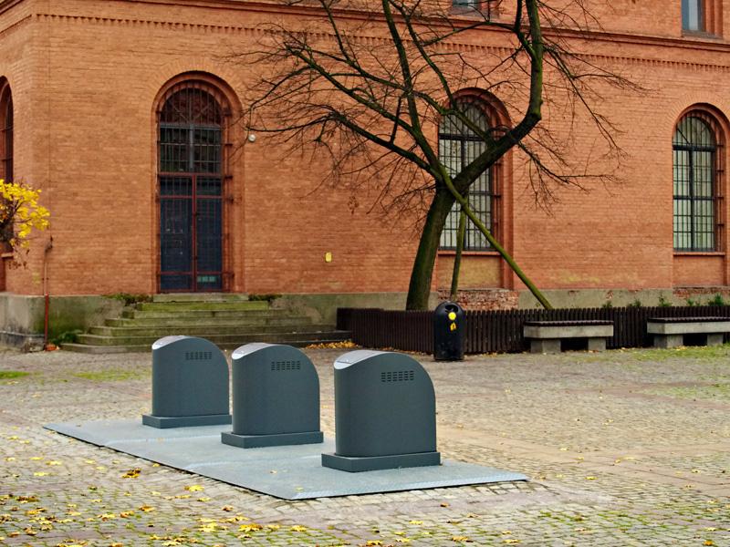 Pojemniki podziemne Toruń