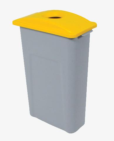 Red Line - pojedynczy pojemnik do segregacji śmieci
