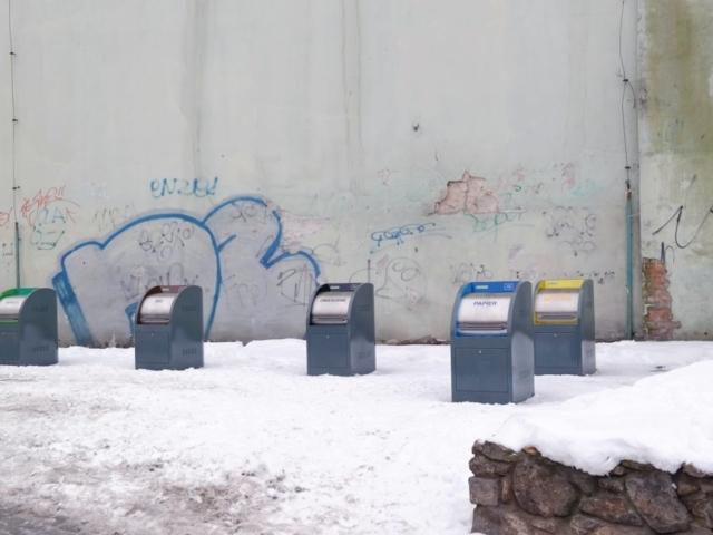 Śmietniki podziemne w Jeleniej Górze